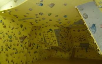 Boulderingová stena